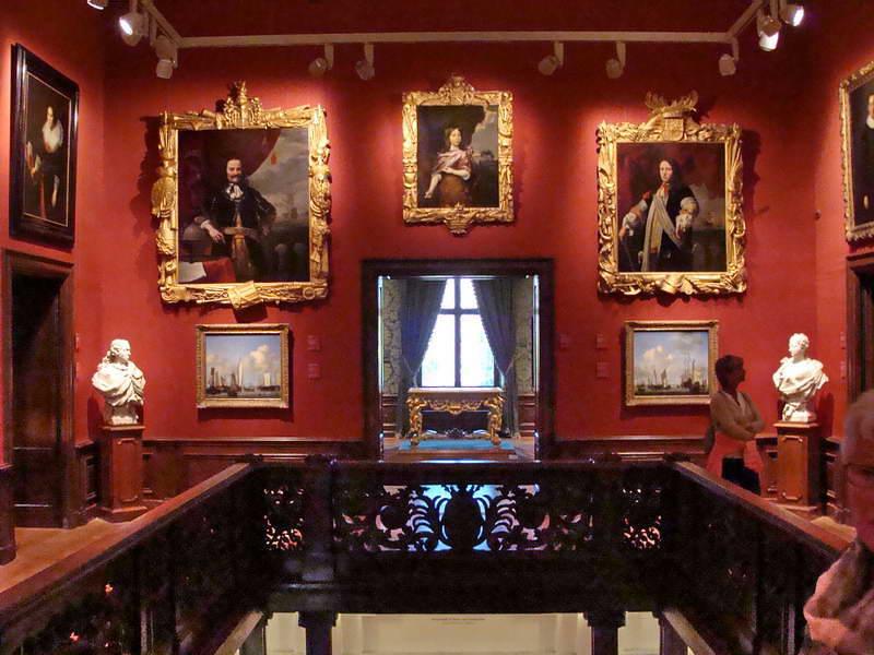 s gravenhage interieur mauritshuis 1 10 2015